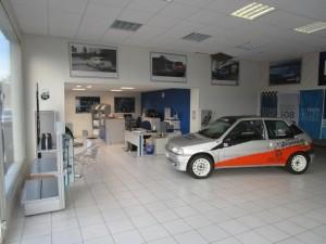 garage quibou automobile